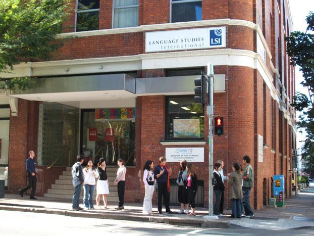 LSI Avustralya Dil Okulu Resimler